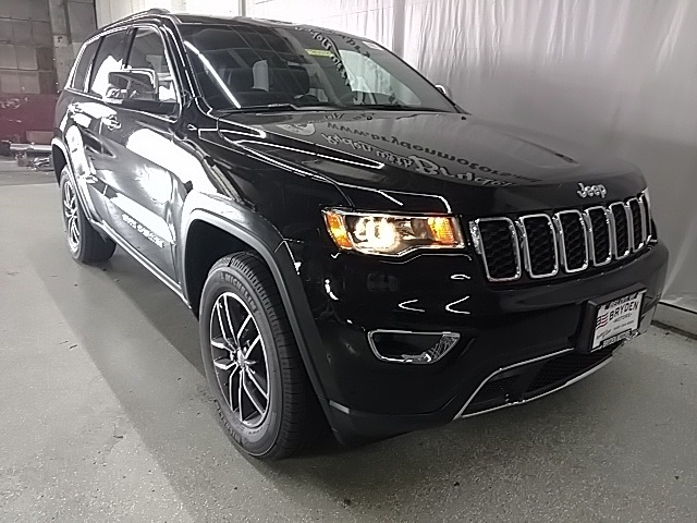 New 2018 JEEP Grand Cherokee