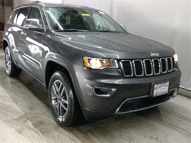 New 2020 JEEP Grand Cherokee